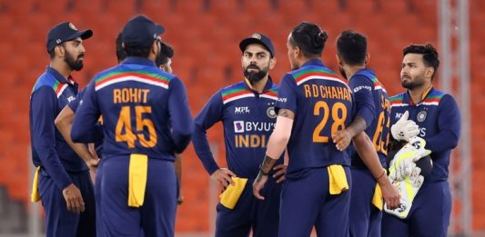 T20-indian team