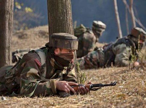 Terrorist Attack_Jammu Kashmir