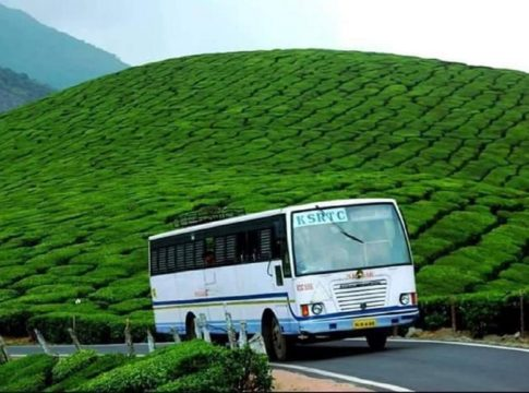 Bathery-Munnar KSRTC tour package