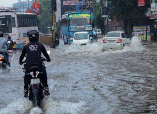 rain in kottayam