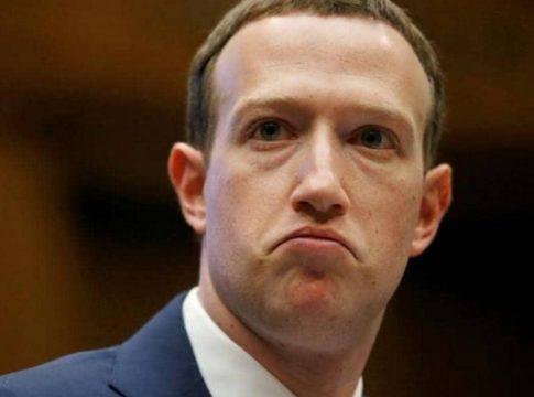 mark Zuckerberg lost Rs 52,246 crore