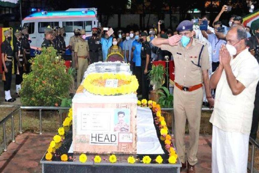 martyred soldier Vaishakh