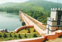 water level in the Mullaperiyar dam has risen again