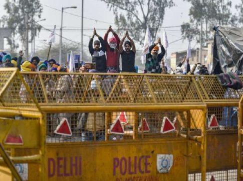 murder Singhu border