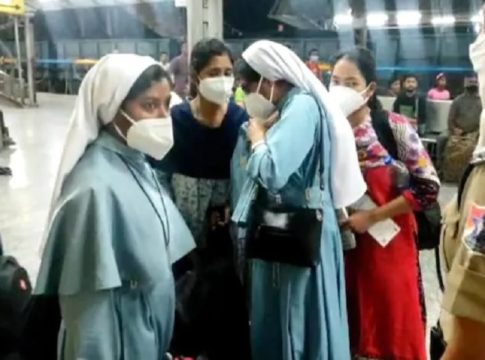 nuns attacked in up