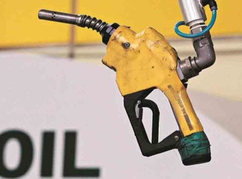 the Center has started discussions on fuel prices