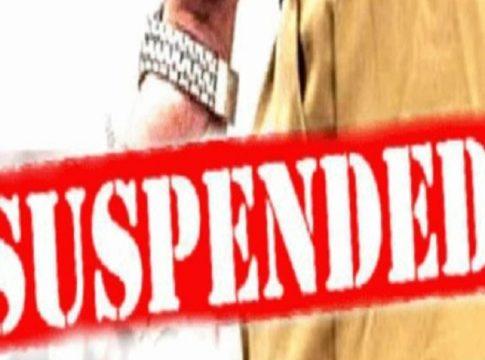 police suspention in Wayanad