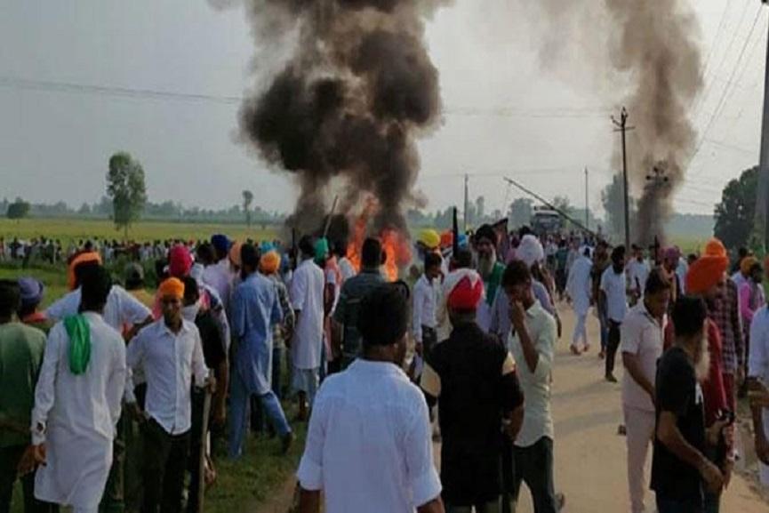 up-lakhimpur attack