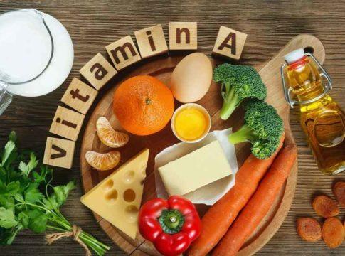 vitamin a deficiency- foods_