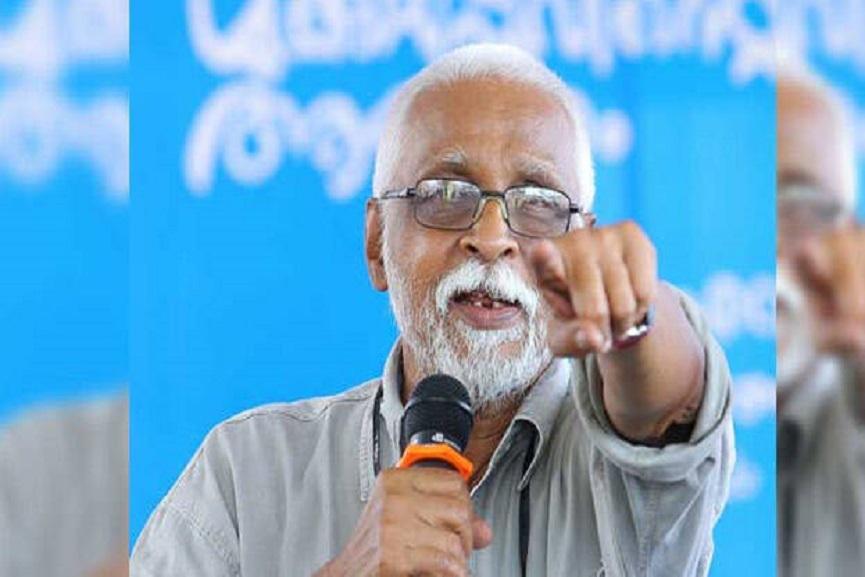 VK sasidharan_died
